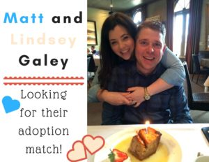 Matt and Lindsey: Expecting in their Hearts